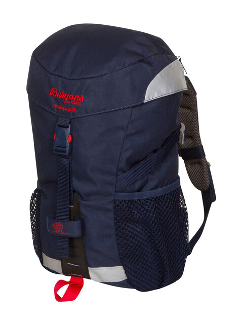 Bergans Nordkapp 12l Daypack Juniors Navy/Red